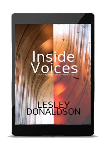 "FREE eBook ""Inside Voices"" - speculative fiction short story collection"