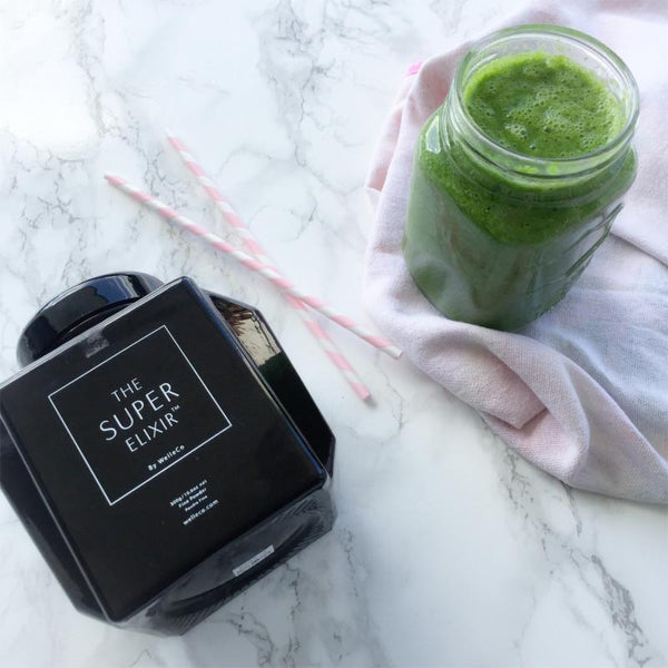 Our Glowing Green Smoothie Recipe