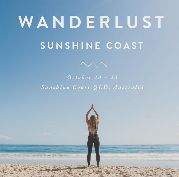 Time to wander - Sunshine Coast Wanderlust 2016: What to expect, what to do and what to wear.