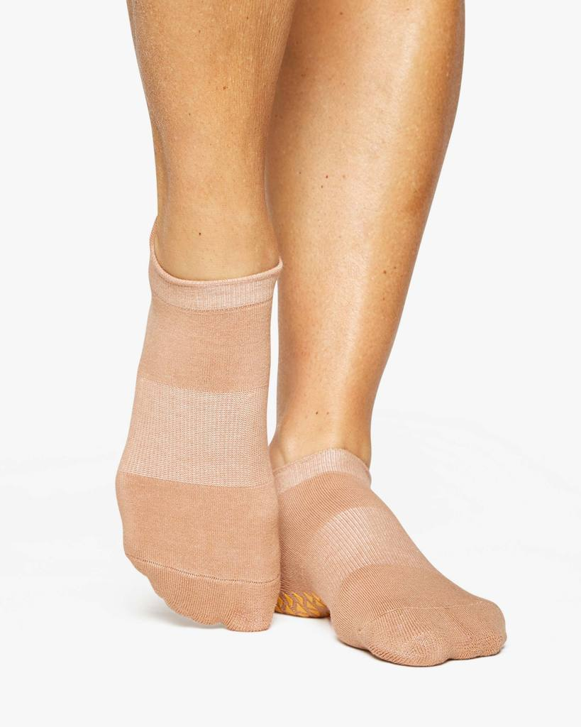 Union Grip Sock - Toast