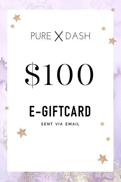 $100 GIFT CARD - PURE DASH