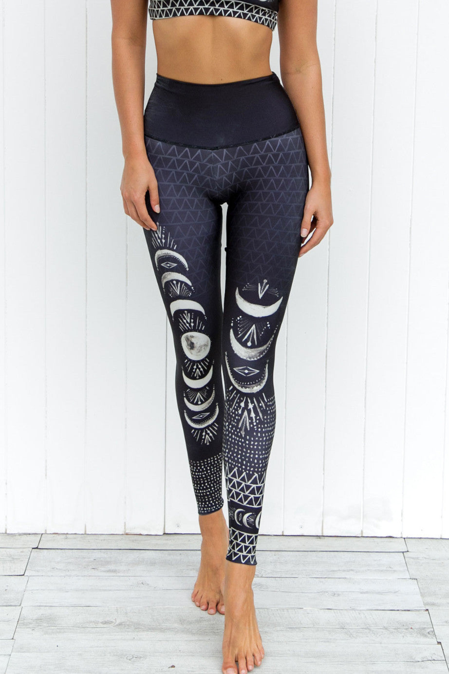 Las Lunas Leggings - PURE DASH