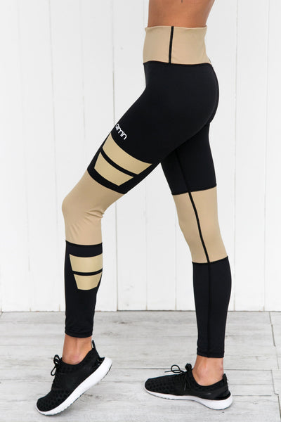 Night Squad High Waist Tights