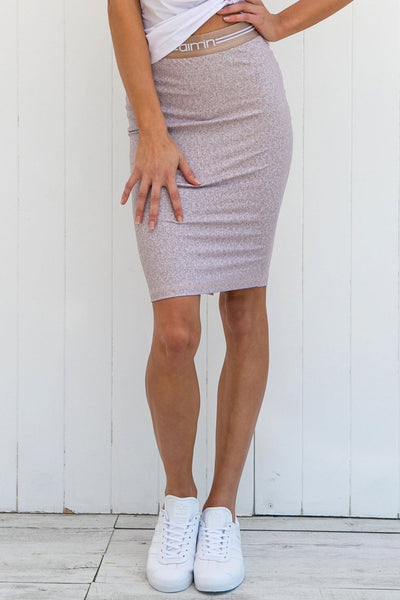 Rosè Strength Skirt