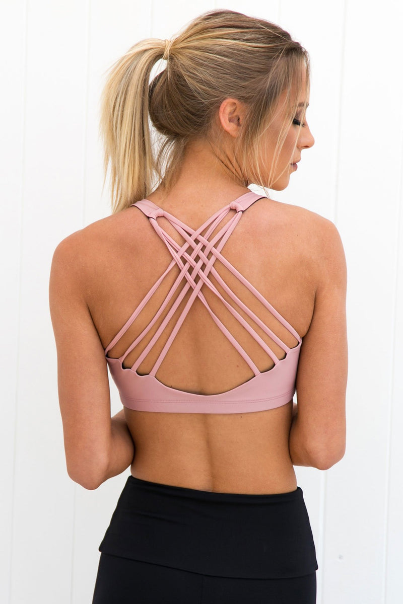 Chic Bra - Blush - PURE DASH