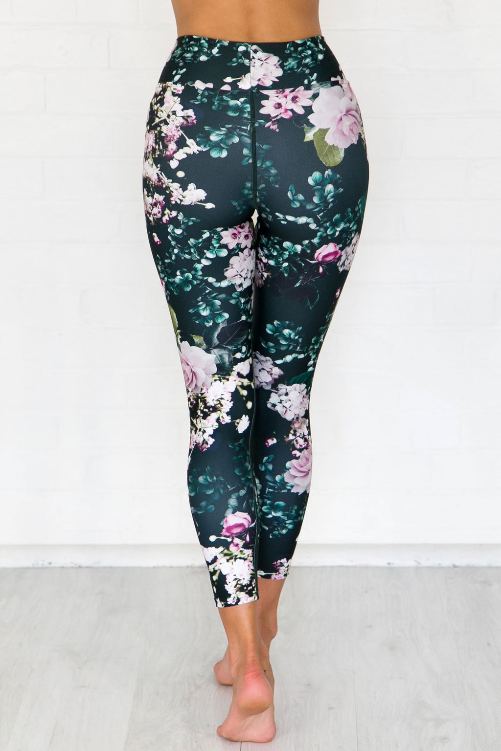 Wild Rose 7/8 Leggings - PURE DASH