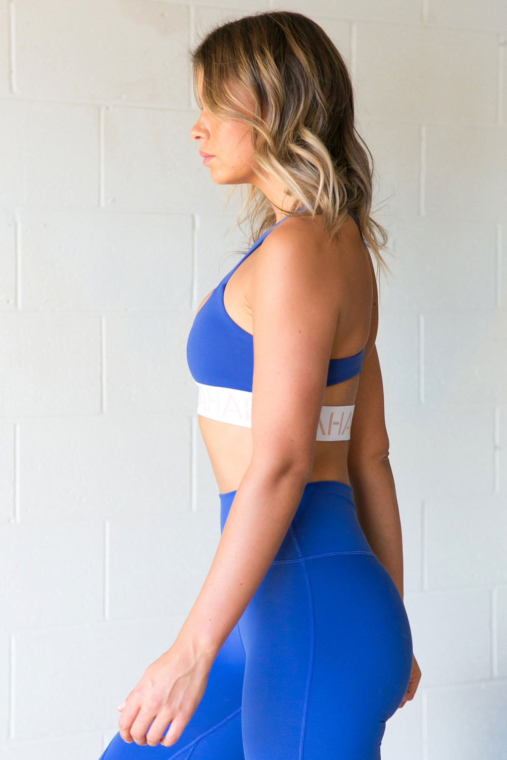 Olympic Blue Bra - PURE DASH