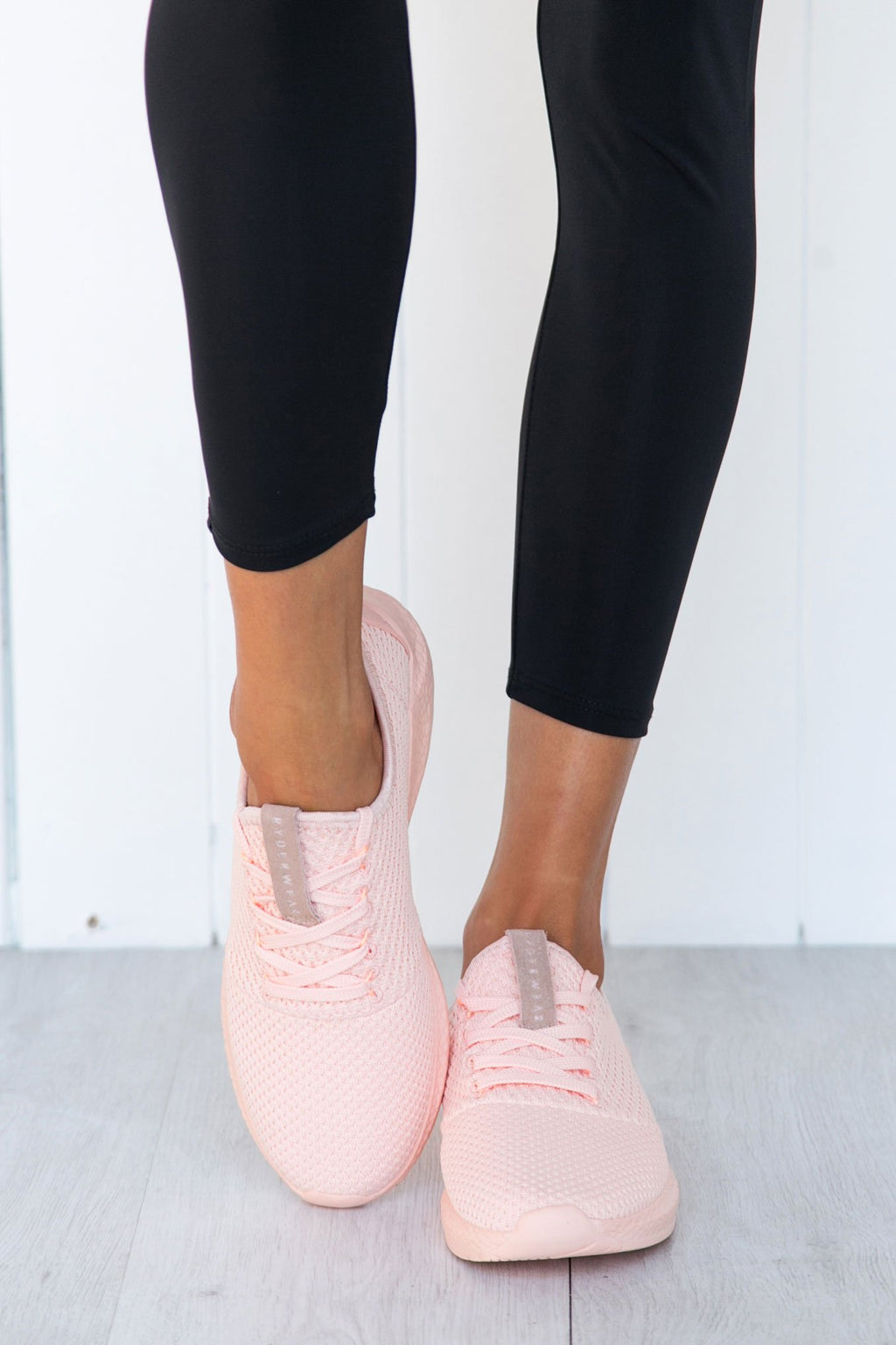 Pink Peach Power Trainers - PURE DASH