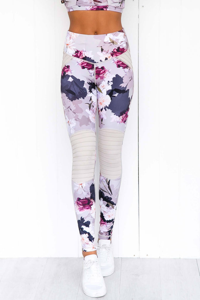 Cherish Me Moto Leggings - PURE DASH