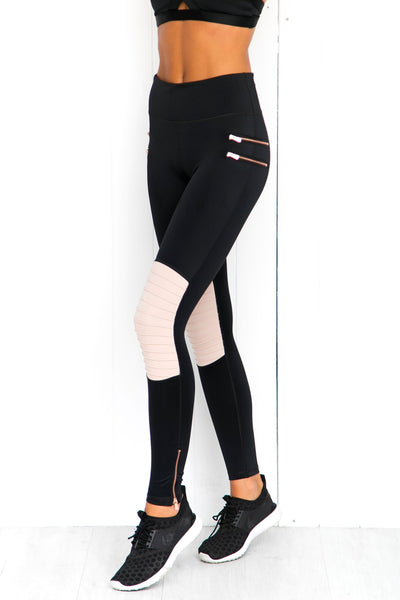Wild And Wanted Moto Leggings