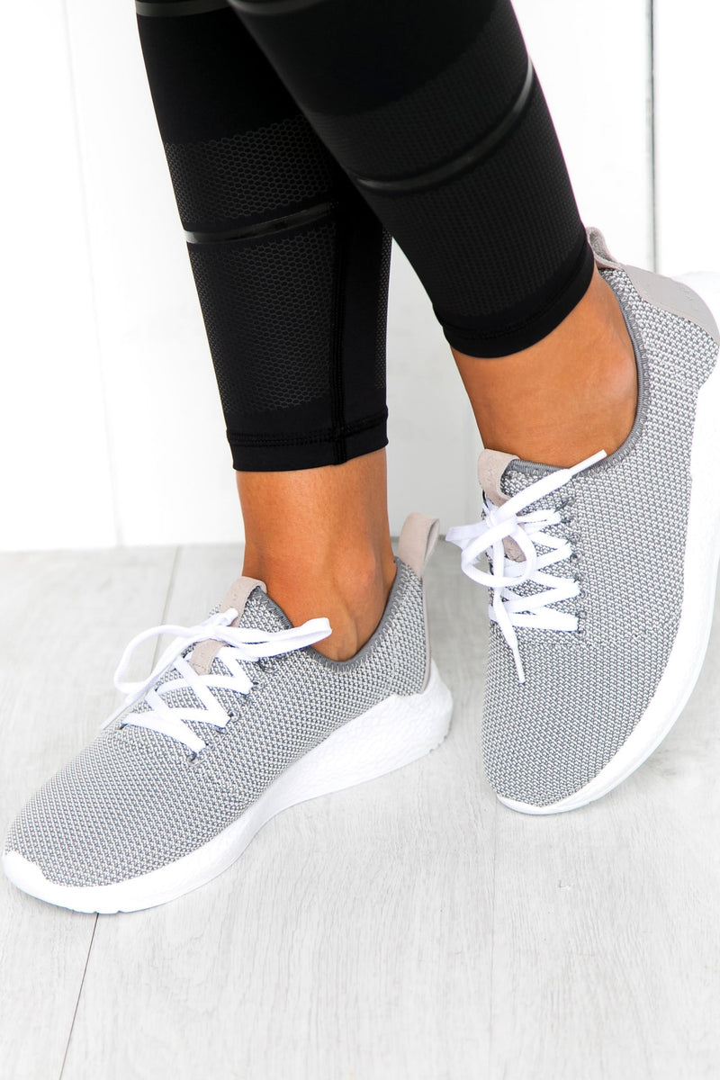 Grey Power Trainers - PURE DASH