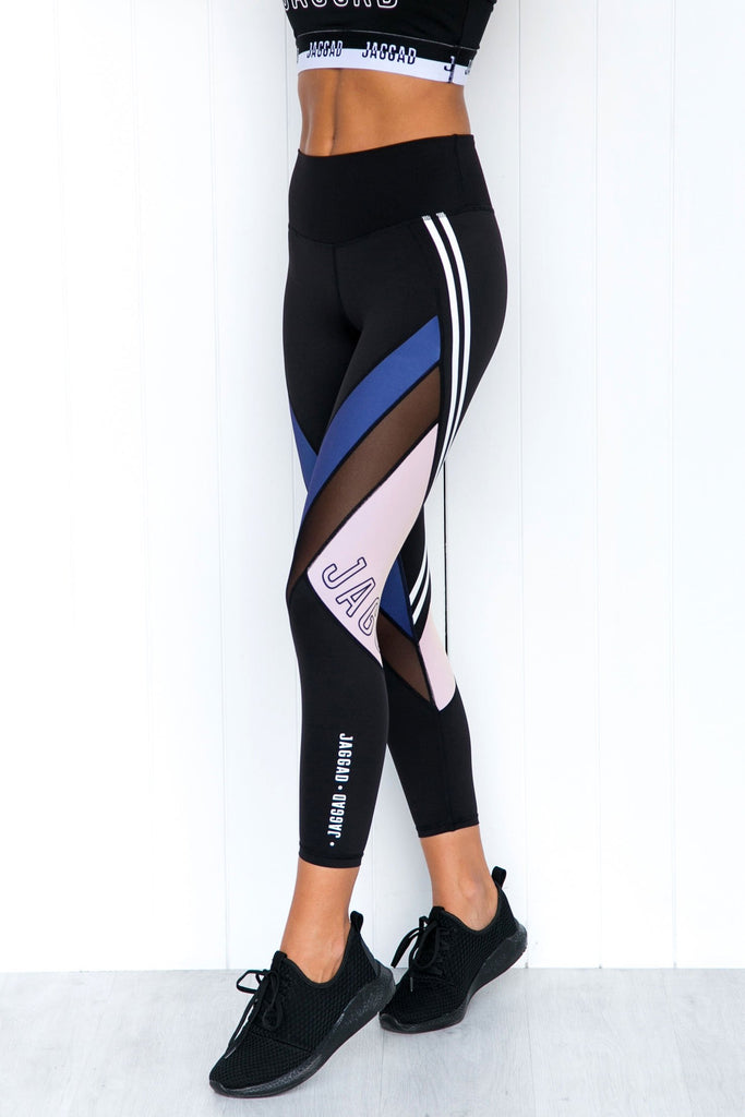 Offside 7/8 Legging - PURE DASH