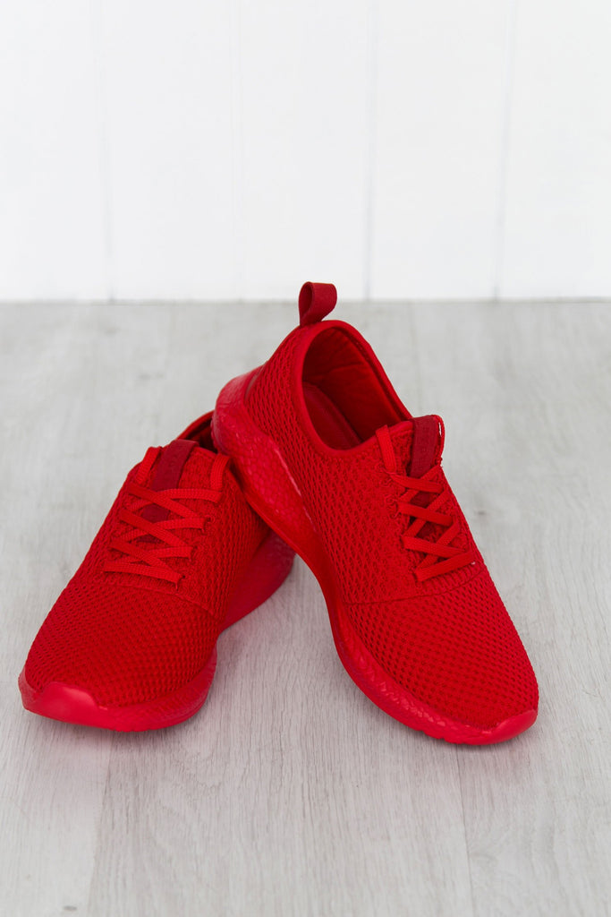 Red Power Trainers