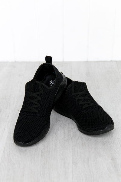 Black Power Trainers - PURE DASH