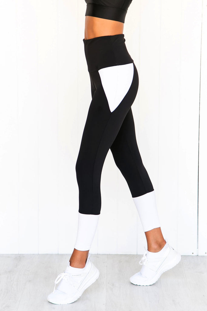Athletic Midi Leggings - PURE DASH