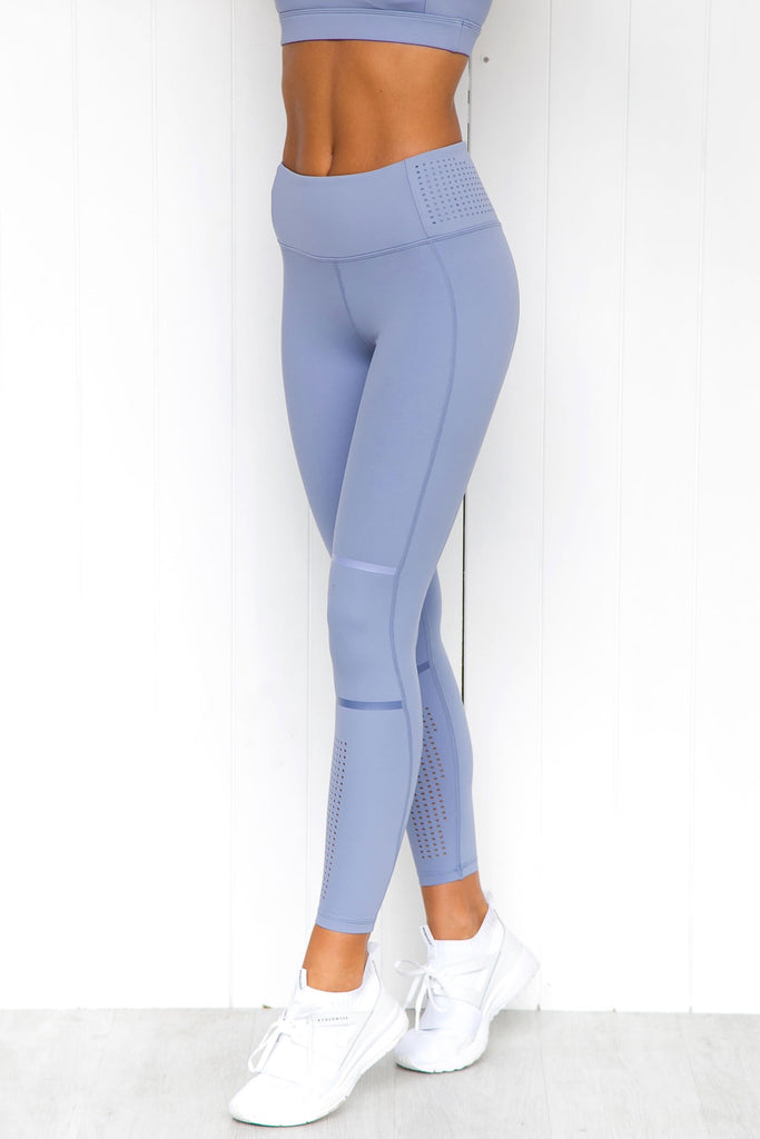 Heidi Skyway Rapid Leggings - PURE DASH