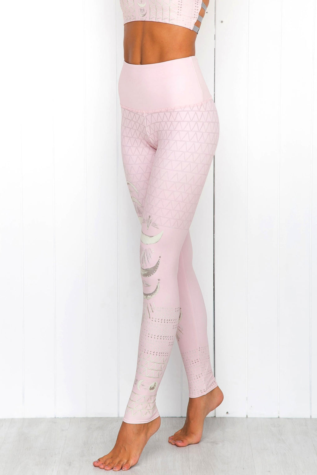 Blush Las Lunas Leggings - PURE DASH