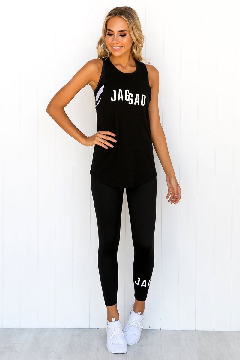 Classic 7/8 Legging - Black - PURE DASH