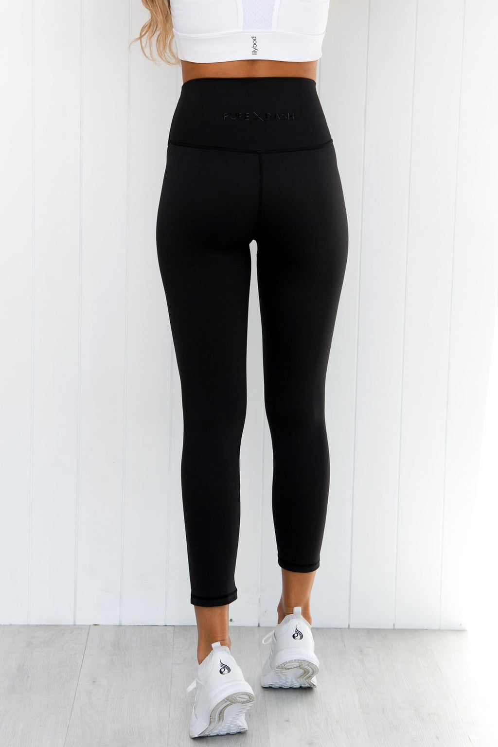Panther High Rise 7/8 Leggings - PURE DASH