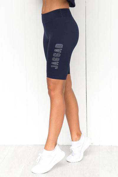 Core Spin Shorts - Navy - PURE DASH