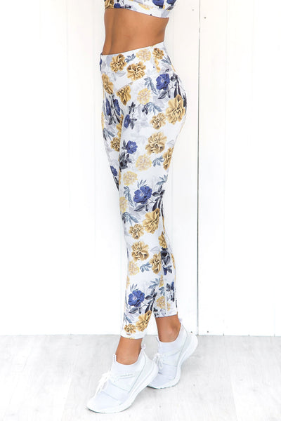 Vintage Bloom 7/8 Legging