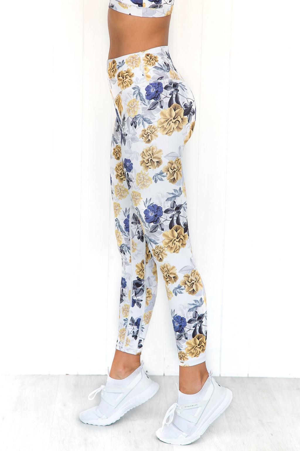 Vintage Bloom 7/8 Legging - PURE DASH