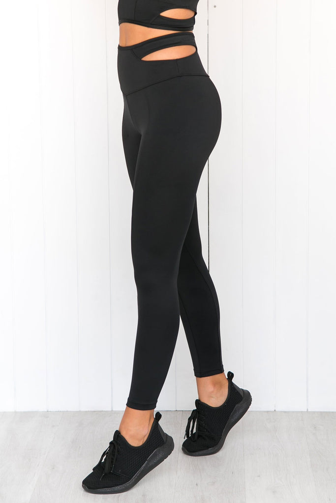 Secret Mission 7/8 Legging