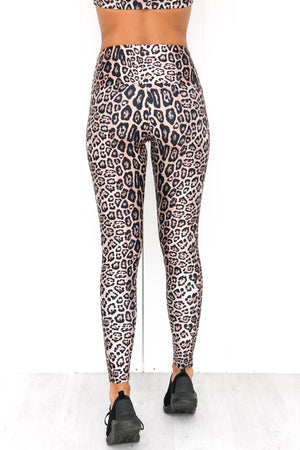 Leopard High Rise Leggings - PURE DASH