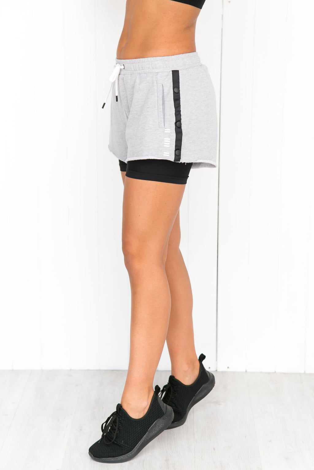 Sahara Layered Shorts - PURE DASH
