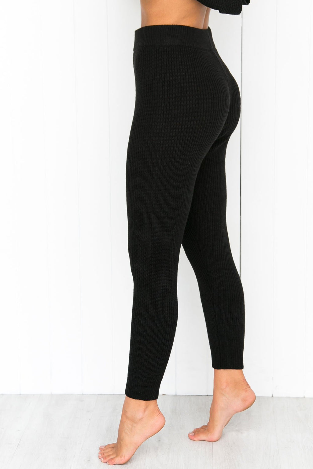 Ballet Pant - Black - PURE DASH