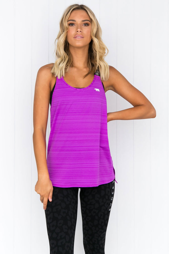 Cosmic Workout Tank - PURE DASH