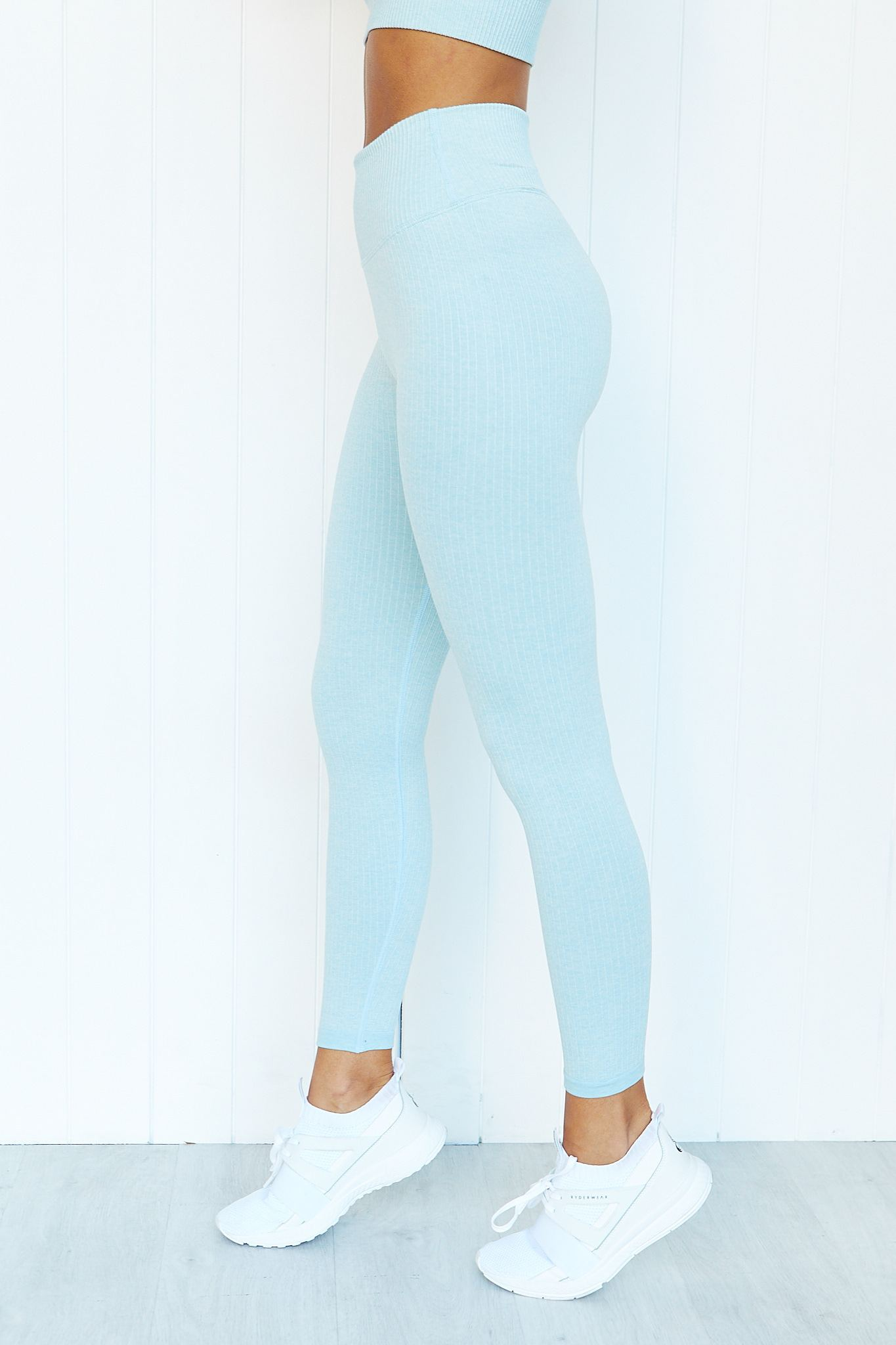 67fd72e954 Turquoise Ribbed Seamless Tights Turquoise Ribbed Seamless Tights Turquoise  Ribbed Seamless Tights ...