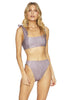 Avalon Top - Sparkly Mauve - PURE DASH
