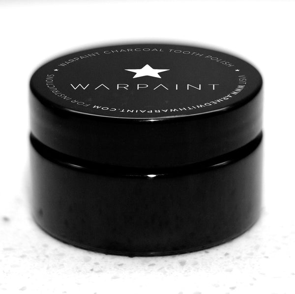 Warpaint Natural Teeth Whitener - PURE DASH