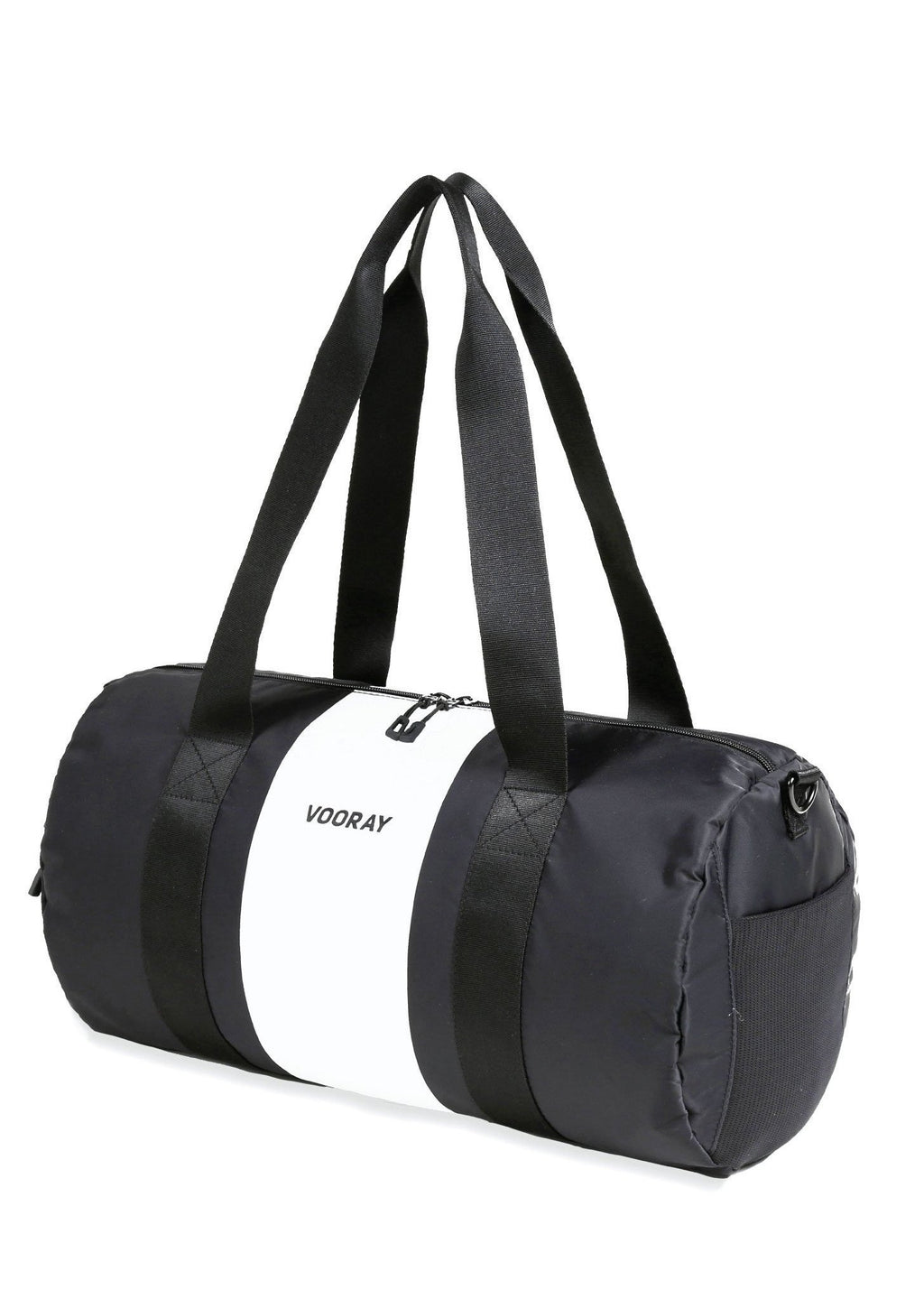 Iconic Gym Bag - Silver Stripe - PURE DASH