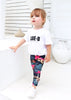 Junior Leopard Camo Leggings