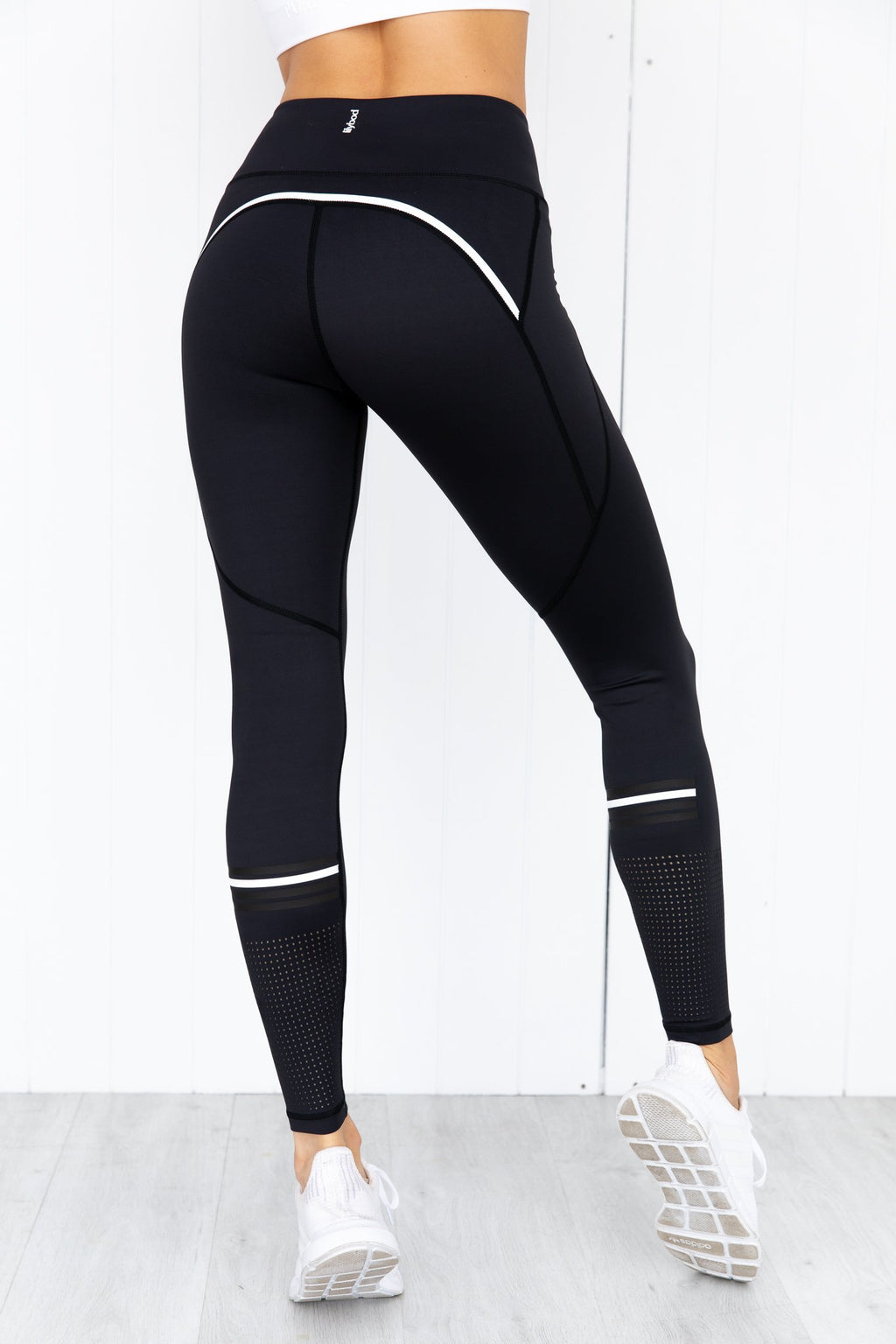 Colette Tarmac Black Leggings