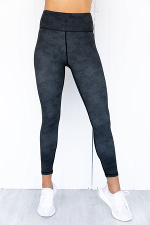 Illanois Legging - Black