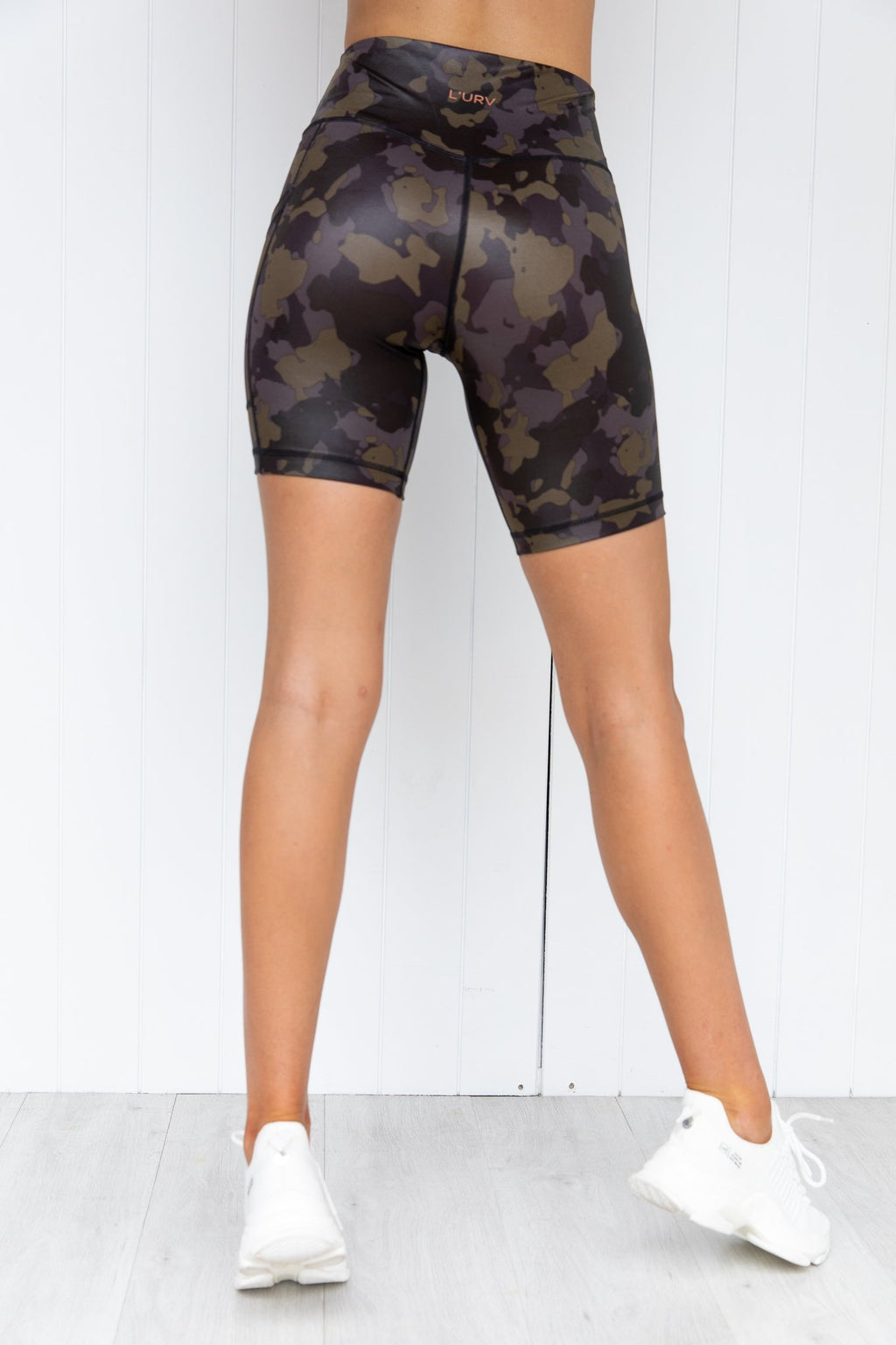 Shine Camo black Print | Pure Dash
