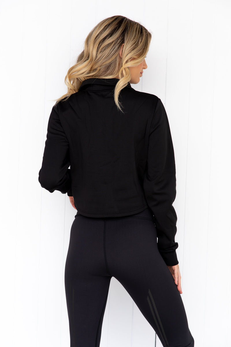 Boost Crop Sweatshirt