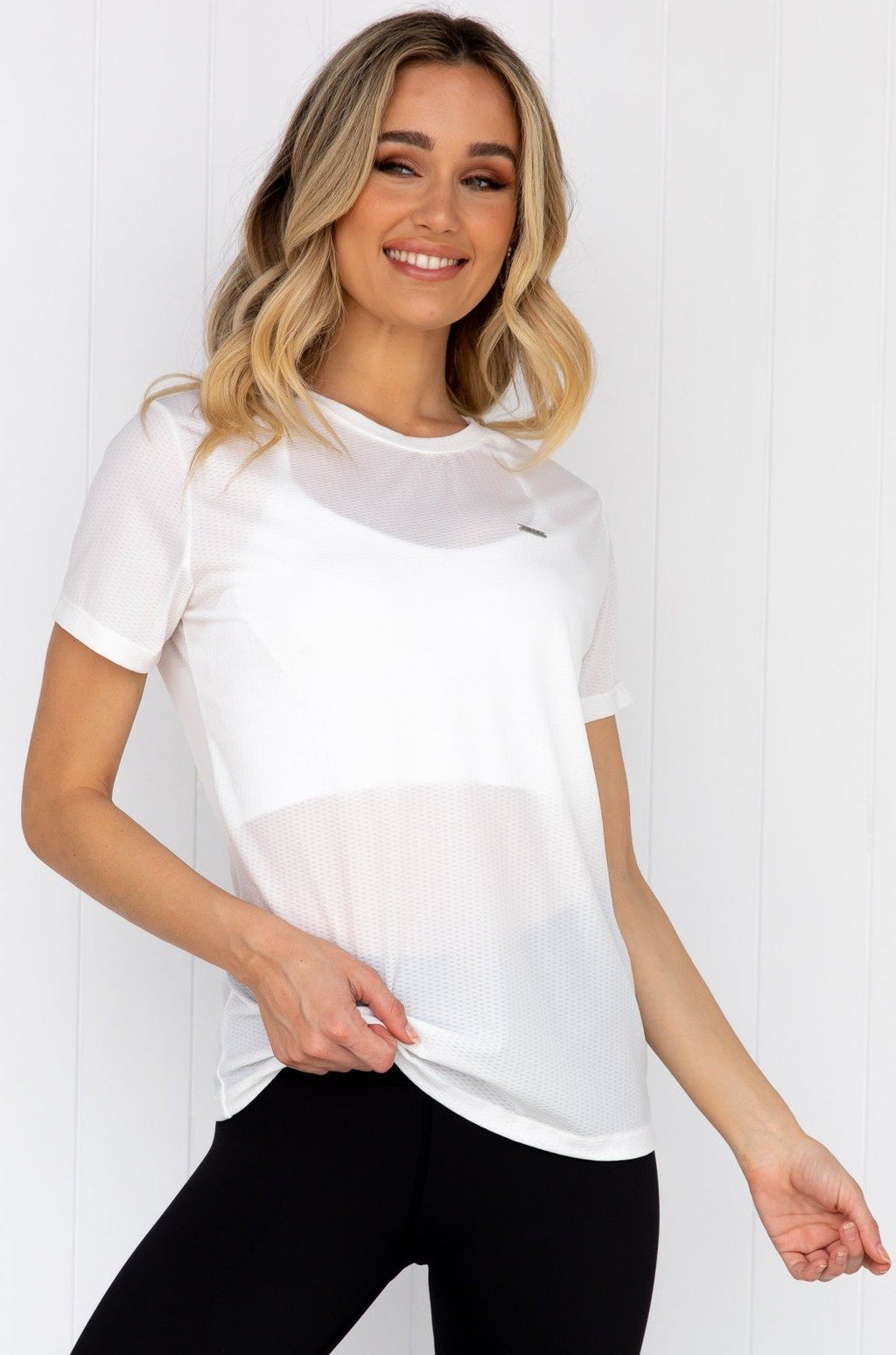 White Flow T-Shirt