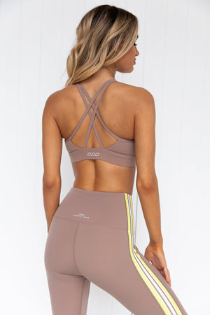 Lunar Sports Bra - PURE DASH