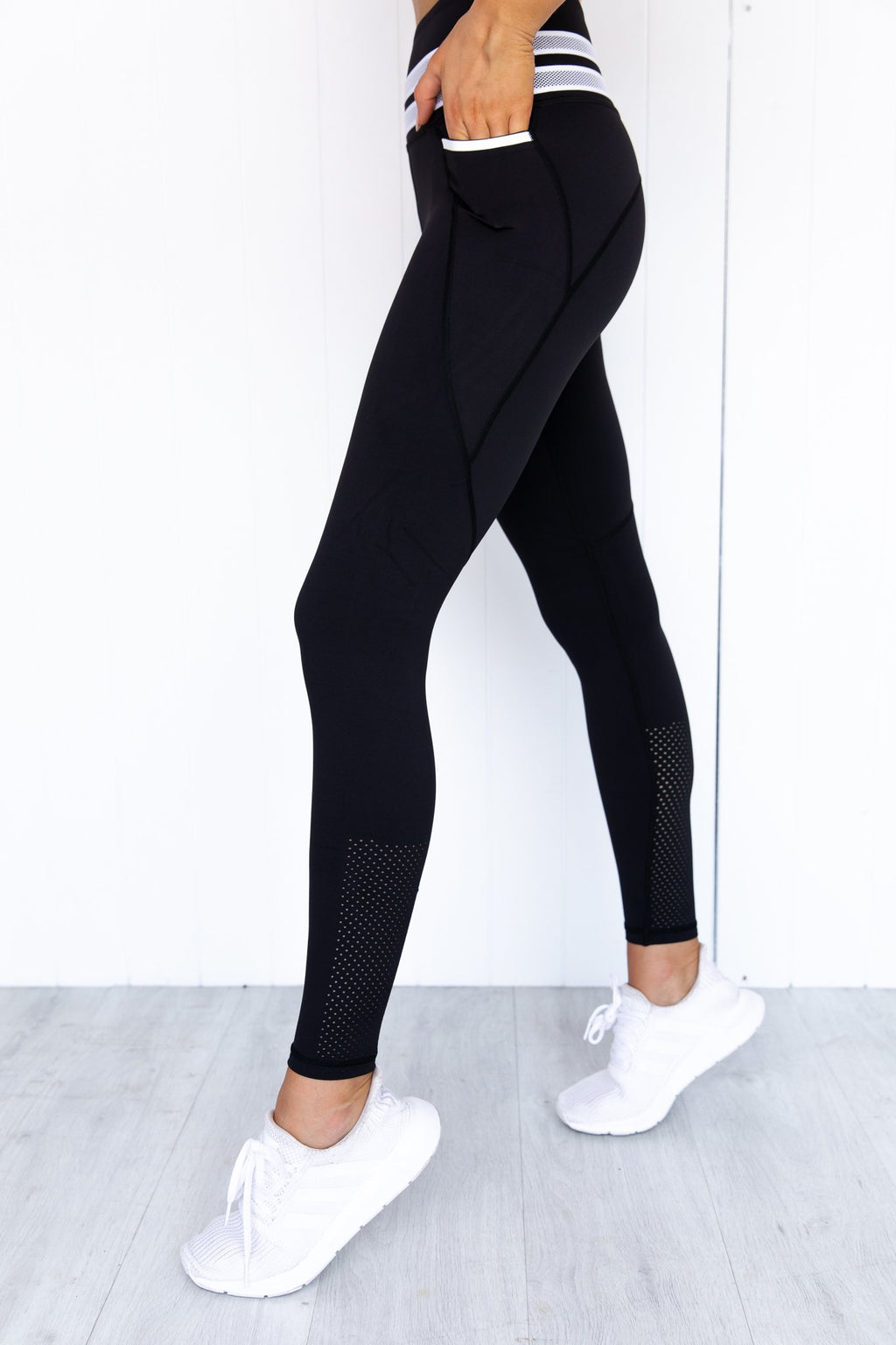 Riviera Legging - Black