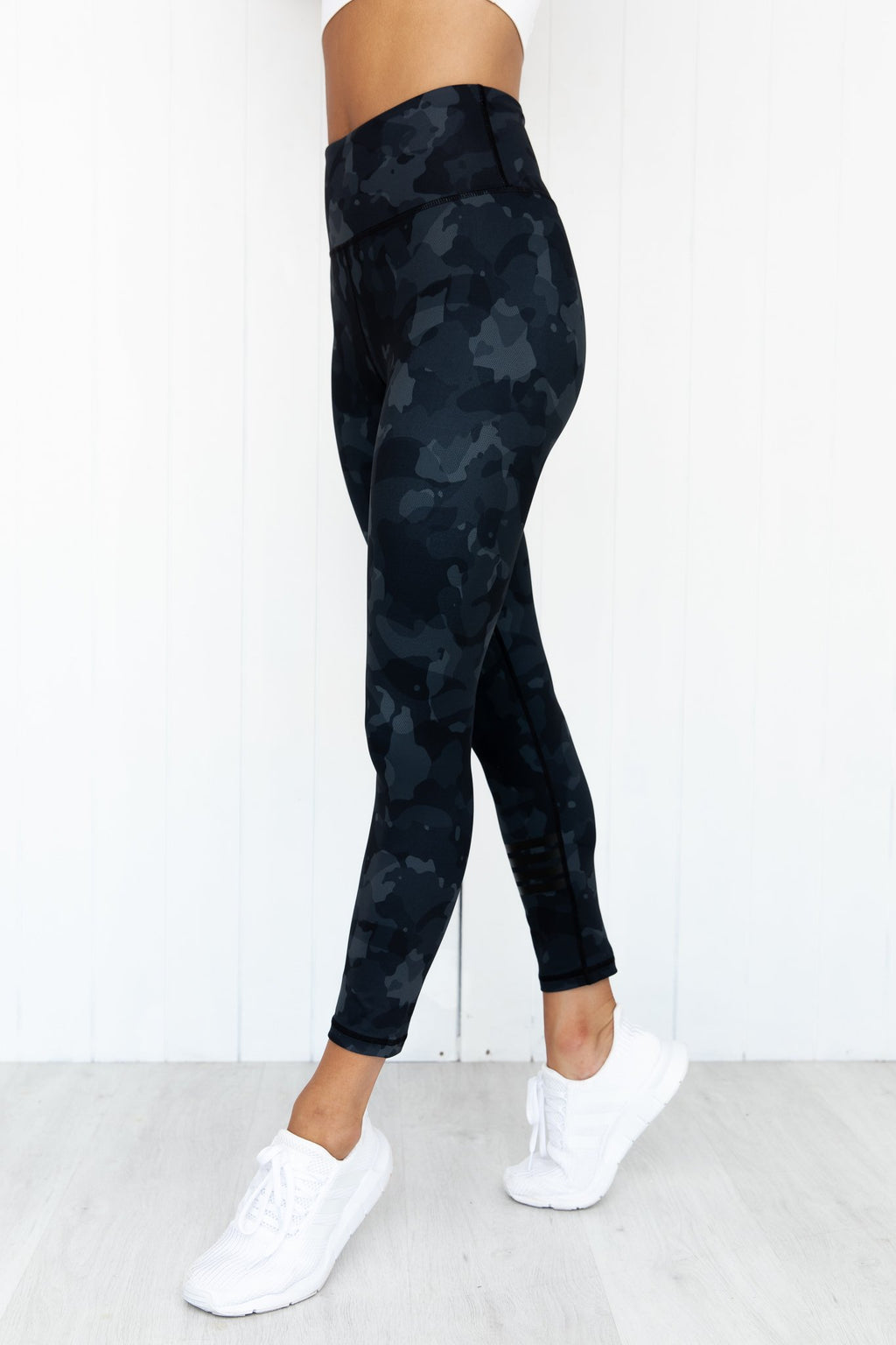 Dasha Tarmac Camo Leggings - PURE DASH