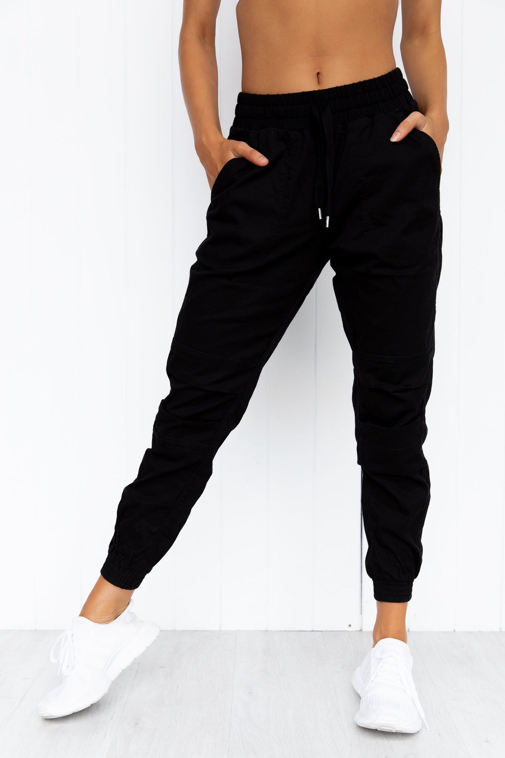 Flash Pants - Black - PURE DASH