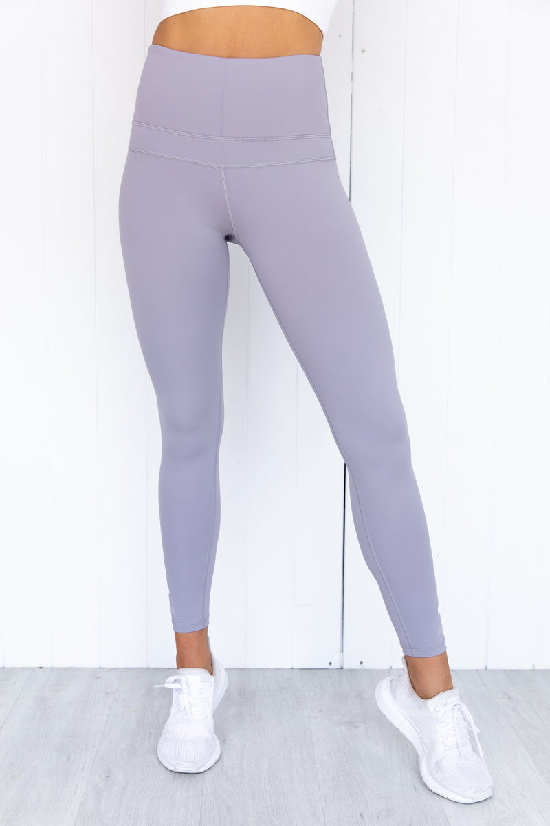 Molly Legging - Lilac Grey