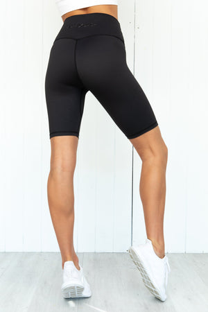 Panther High Rise Bike Shorts