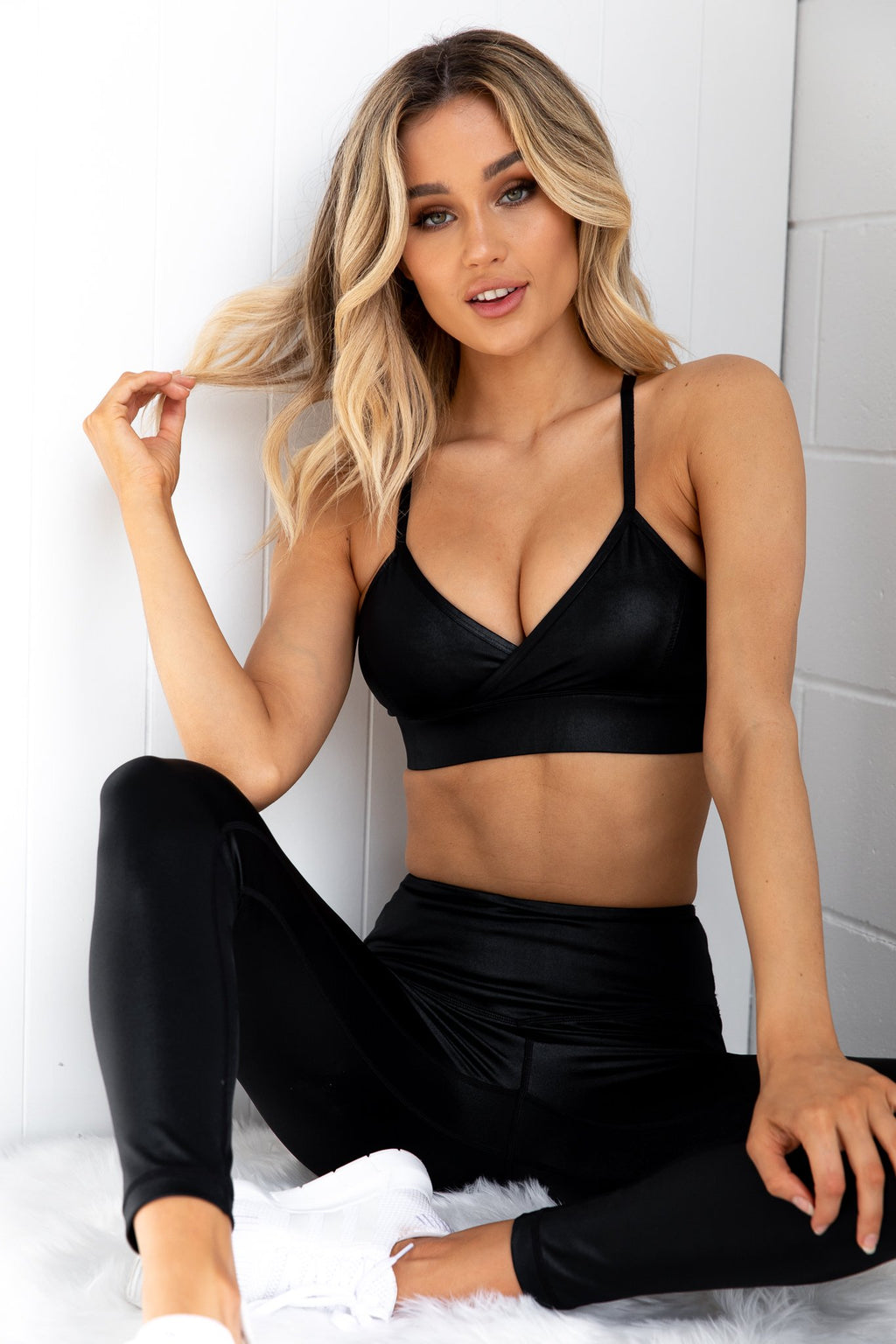 Adaptation Bralette - Black