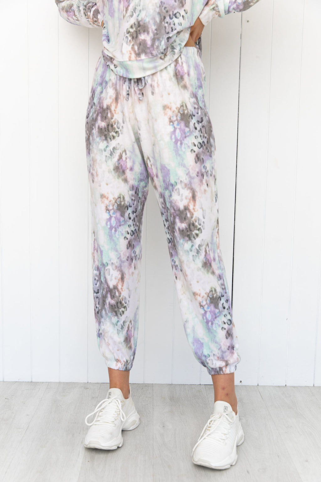 Weekend Sweatpant - Animal Quartz