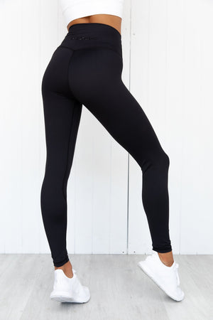 Panther High Rise Leggings - PURE DASH